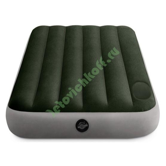 Кровать Downy Twin, флок