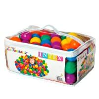 Набор 6,5 см. мячиков в сумке