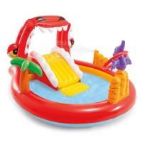Игровой центр-бассейн Счастливый динозавр, артикул 57163