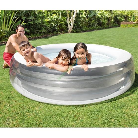 Бассейн Семейный, 3 кольца