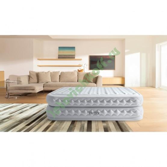 Кровать Supreme Air-Flow Queen, флок