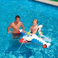 Игрушка для катания по воде Звездолет