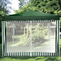 Стенка-сетка с молнией для шатра