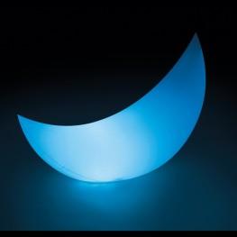 Надувной плавающий Полумесяц с LED-подсветкой