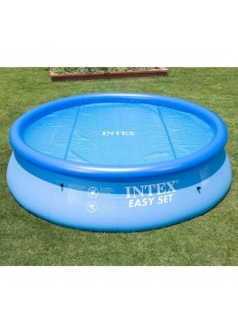Тент прозрачный на бассейн