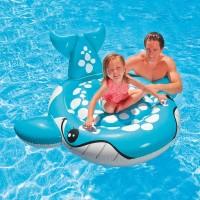 Игрушка для катания по воде Застенчивый кит