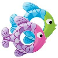 Круг Рыбки, 2 вида