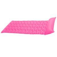 Матрас волнистый, с подушкой, 3 цвета