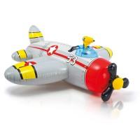 Игрушка для катания Самолет с водным пистолетом