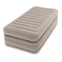 Кровать PRIME COMFORT ELEVATED AIRBED, Twin (встроенный насос 220В)