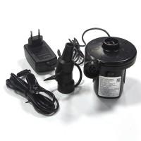 Насос электрический 220В, с адаптером 12В