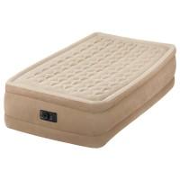 Кровать надувная ULTRA PLUSH AIRBED, Twin (встроенный насос 220В)