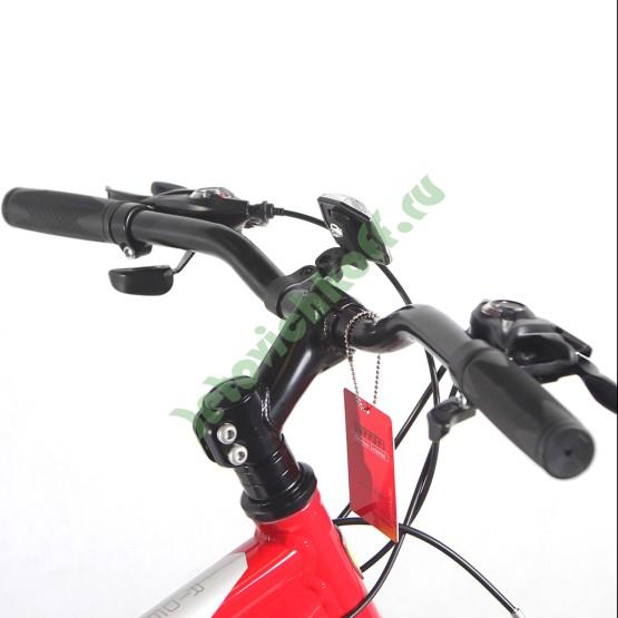 Велосипед Кросс Кантри 21 скорость красныйvv