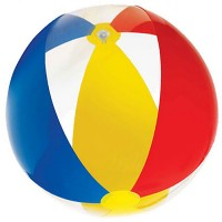 Мяч с рисунком, прозрачный