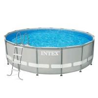Бассейн ULTRA FRAME 28322/54922 + фильтрующий насос + аксессуары