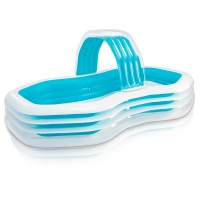 SWIM CENTER™ FAMILY CABANA POOL, Ages 3+