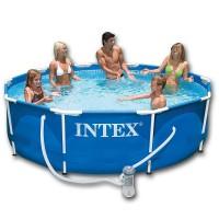 Чаша каркасного бассейна 366х76см, INTEX - 10616