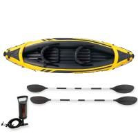Лодка EXPLORER K2 KAYAK, 2 мест. + насос, весла