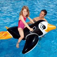 Игрушка для катания по воде Пингвин