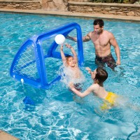 Ворота для водного поло с мячом