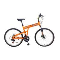 Велосипед горный складной 21 скорость
