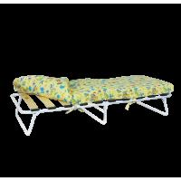 """Кровать раскладная """"Марфа-М1"""" малая на ламелях с мягким матрасом"""