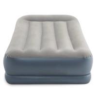 Кровать Pillow Rest Raised Twin, флок