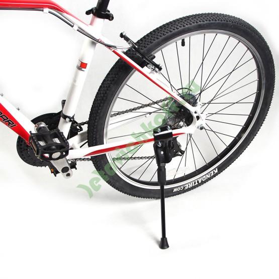 Велосипед Кросс Кантри 21 скорость красно-белый