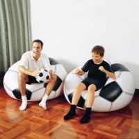 Кресло-мяч надувное