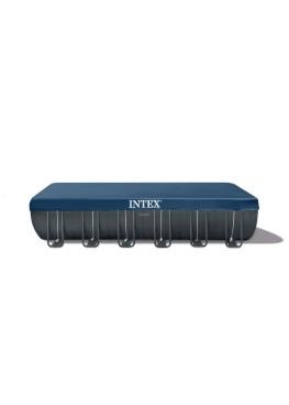Бассейн  ULTRA XTR FRAME RECTANGULAR 26364 + фильтрующий насос + аксессуары