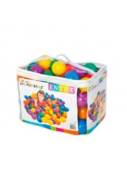 Набор 8 см. мячиков в сумке