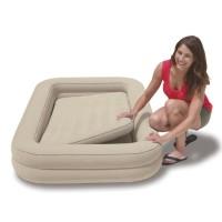 Кровать KIDZ TRAVEL надувная для детей, 2 в 1 + ручной насос