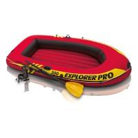 Лодка EXPLORER Pro 300 SET, 2-мест. + насос, весла