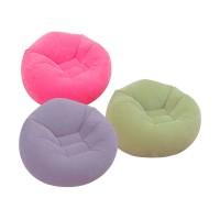 Кресло BEANLESS BAG, флок, 3 цвета