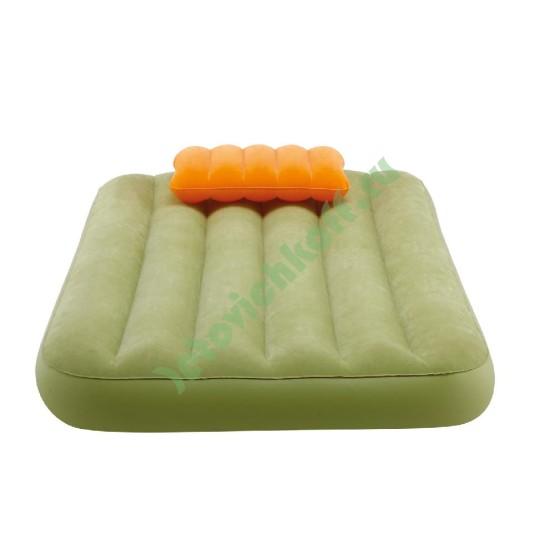 Кровать  COZY KIDZ надувная для детей, с надувной подушкой, флок, 3 цвета