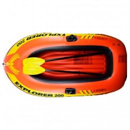 Лодка EXPLORER 200 SET, 2-мест. + насос, весла