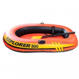 Лодка EXPLORER 300 SET, 3-мест.+ насос, весла