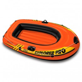 Лодка EXPLORER Pro 100, 1-мест.