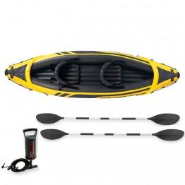 Лодка EXPLORER K2 KAYAK, 2 мест. + насос, весла
