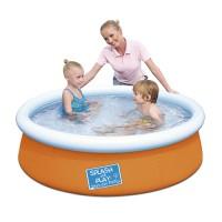 Бассейн Мой первый бассейн Fast Set, надувное кольцом