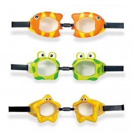 Очки для плавания PLAY Fun, UV-защита