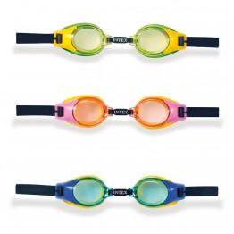 Очки для плавания PLAY Junior, UV-защита