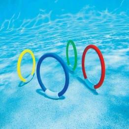 Кольца для игр под водой