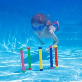Палочки для игр под водой 5 шт