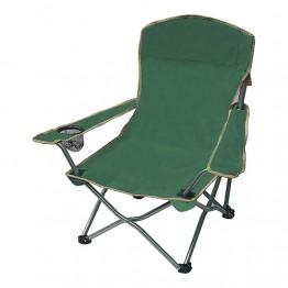 Кресло складное. Материал: сталь, полиэстер.