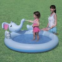 Бассейн Слон с спреем