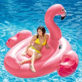 Надувной плот-остров Фламинго