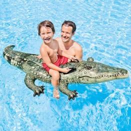 Игрушка для катания по воде Аллигатор