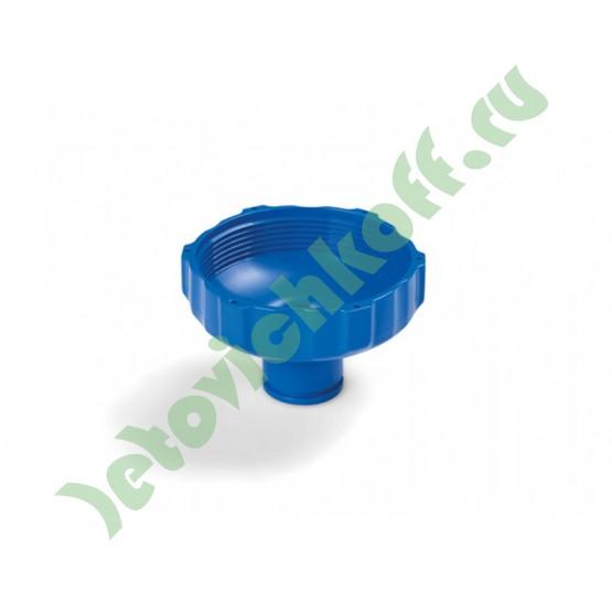 Переходник с резьбой для соединения шланга набора для чистки 28003 с засосом воды в фильтр, INTEX - 11447
