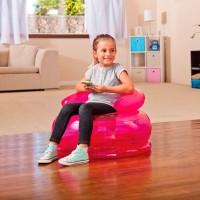 Кресло детское JR. FUN CHAIR, 3-8 лет, 3 цвета